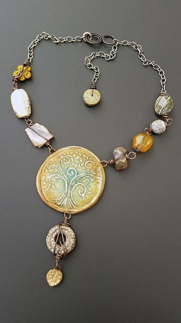 One of a Kind Jewelry for One of a Kind You: Fall Designs: Inspired by the Sea and Nature