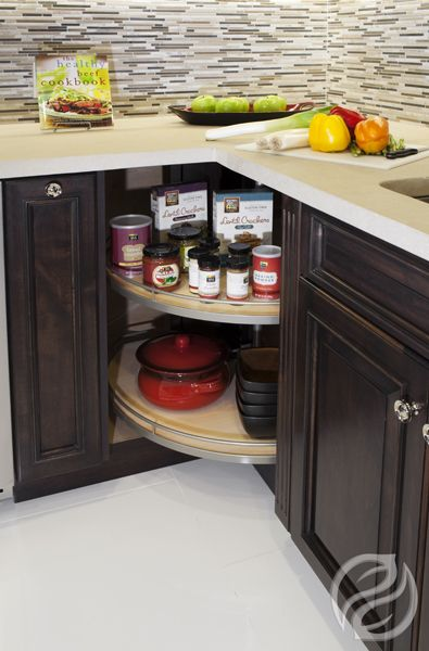 lazy susan corner storage storage solutions ideas for organizing cabinets whatever you are on kitchen organization lazy susan cabinet id=37741