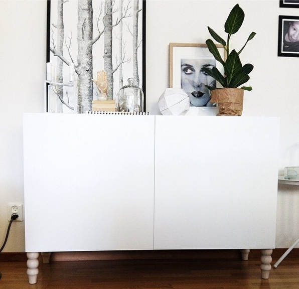 Shoe your sideboard with Siri Ash!