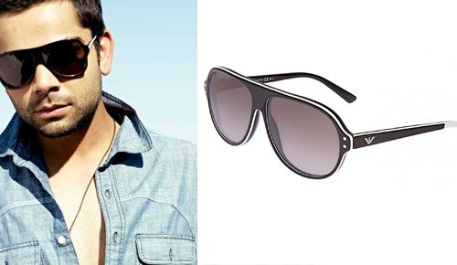 539693a7f4 Virat  Kohli s  Sunglasses collection