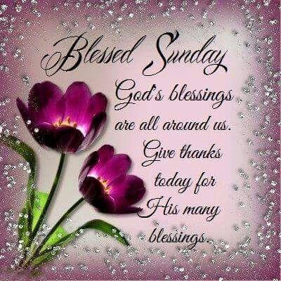 Sunday blessings prays pinterest blessings sunday greetings sunday blessings m4hsunfo