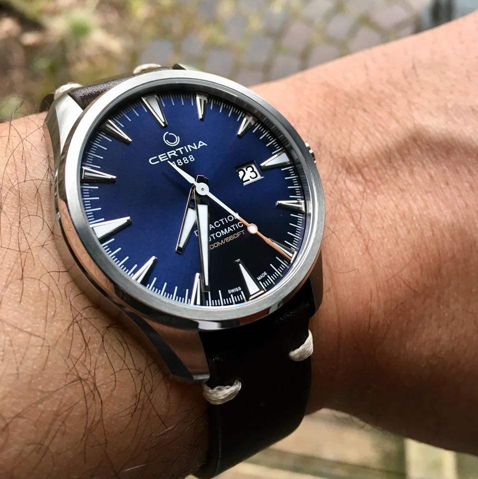 a8b3f2f6ae Certina DS Action Big Date Limited
