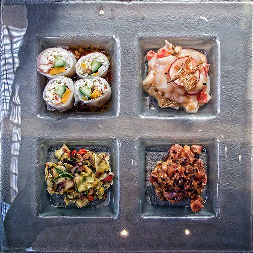seafood inspiration could do sushi seaweed salad