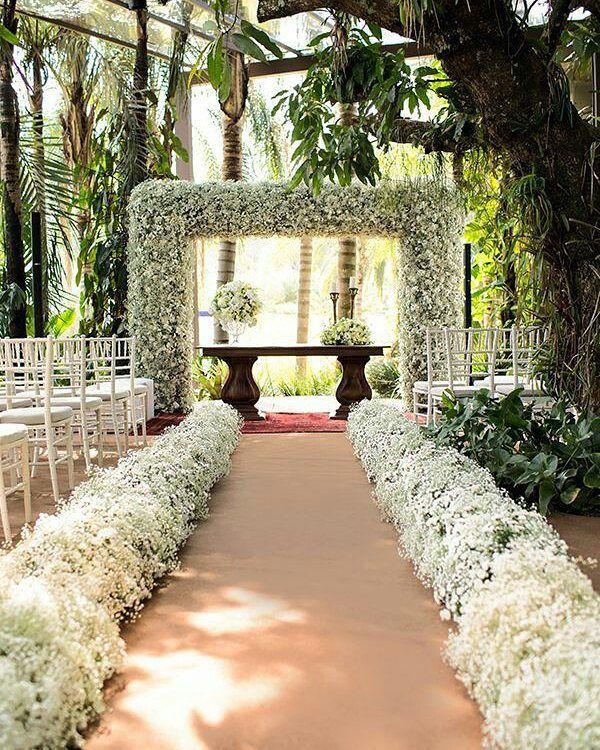 Outdoor Wedding Ceremony No Music: Vai Casar Ao Ar Livre E Durante O Dia?? Já Salva Essa