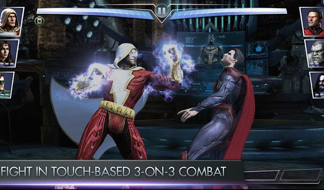 Injustice Gods Among Us V2 16 Mod Apk Unlimited Salam Friends Today We Have Brought Latest Injustice Gods Among Us Mod Injustice Hack Free Money Tool Hacks