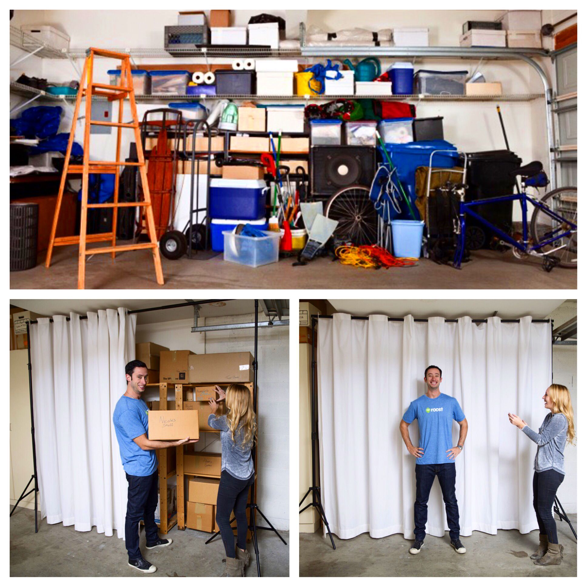 Is clutter taking over your garage or basement loft style for Loft style basement