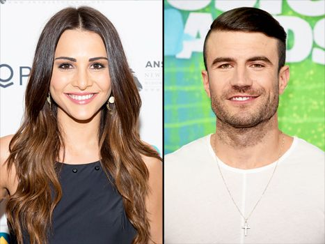 Andi Dorfman, Sam Hunt Hooked Up After Country Music Awards Festival - Us Weekly