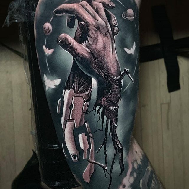 Tattoo Artist Ig Jacobsheffieldtattoos Location