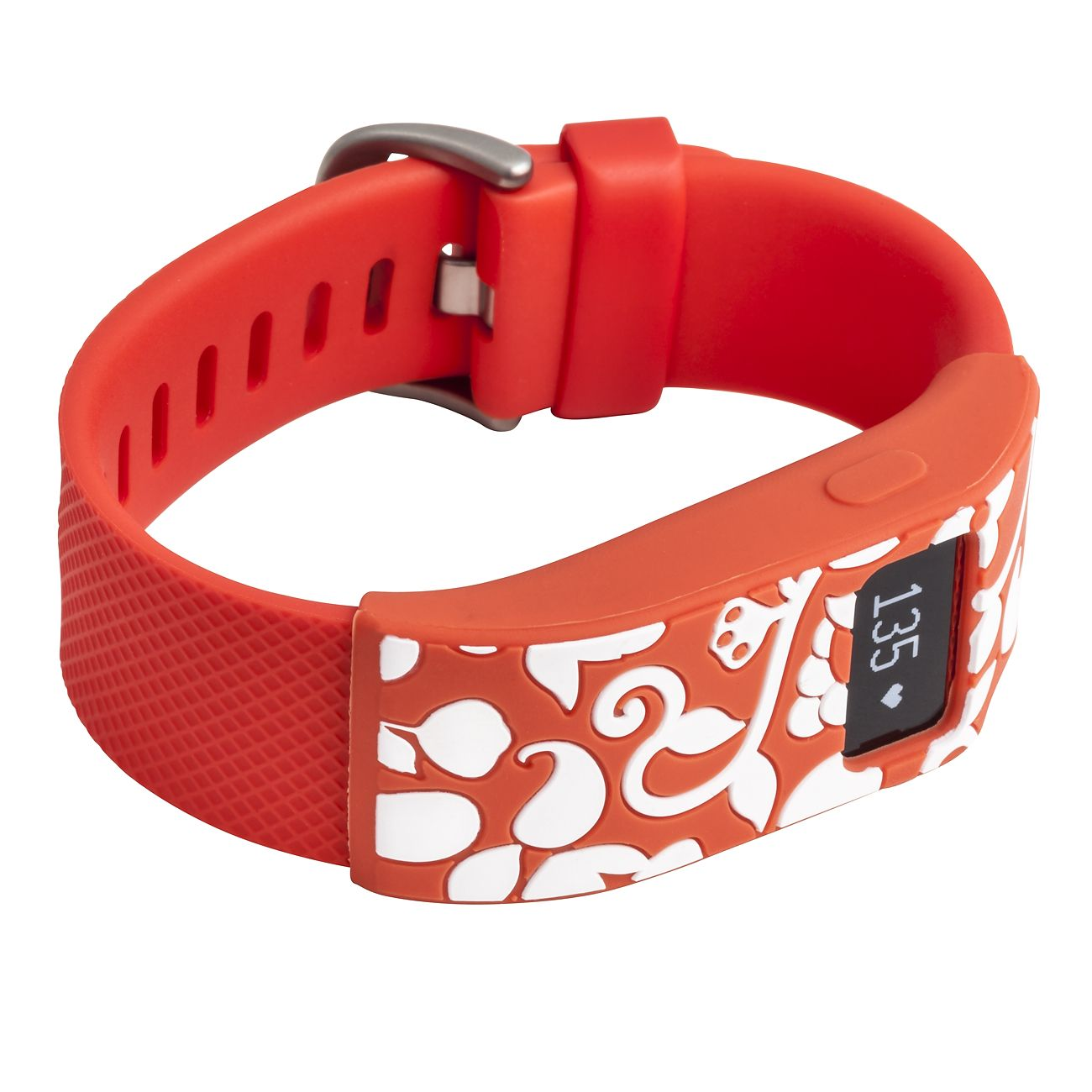 Tangerine Vine Fitbit Charge/Charge HR Sleeve from French Bull