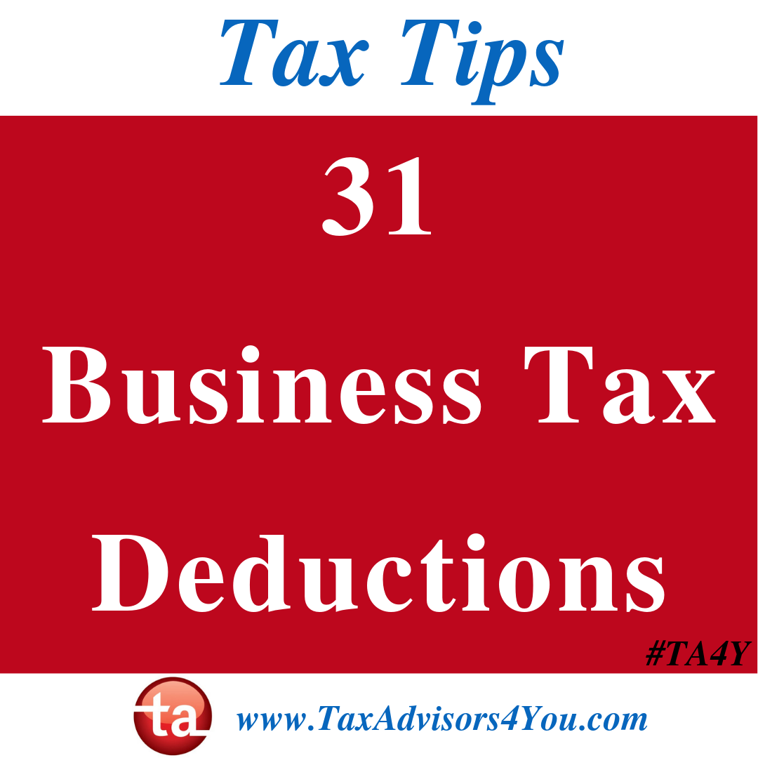 As a small business owner, there are a variety of expenses
