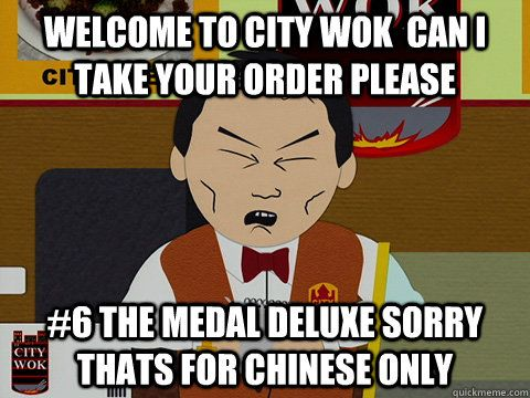 South Park City Wok Memes Quickmeme South Park Funny South Park Park City