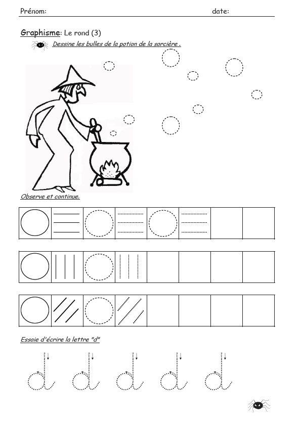 8dde13eb879e6 Thème Halloween mois d octobre et novembre. - Activités pour la Grande  section maternelle