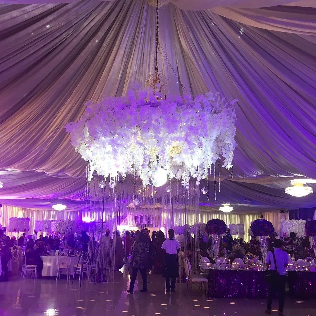 Nigerian wedding decoration images  Another from the derayo wedding in Nigeria last wk  howus this