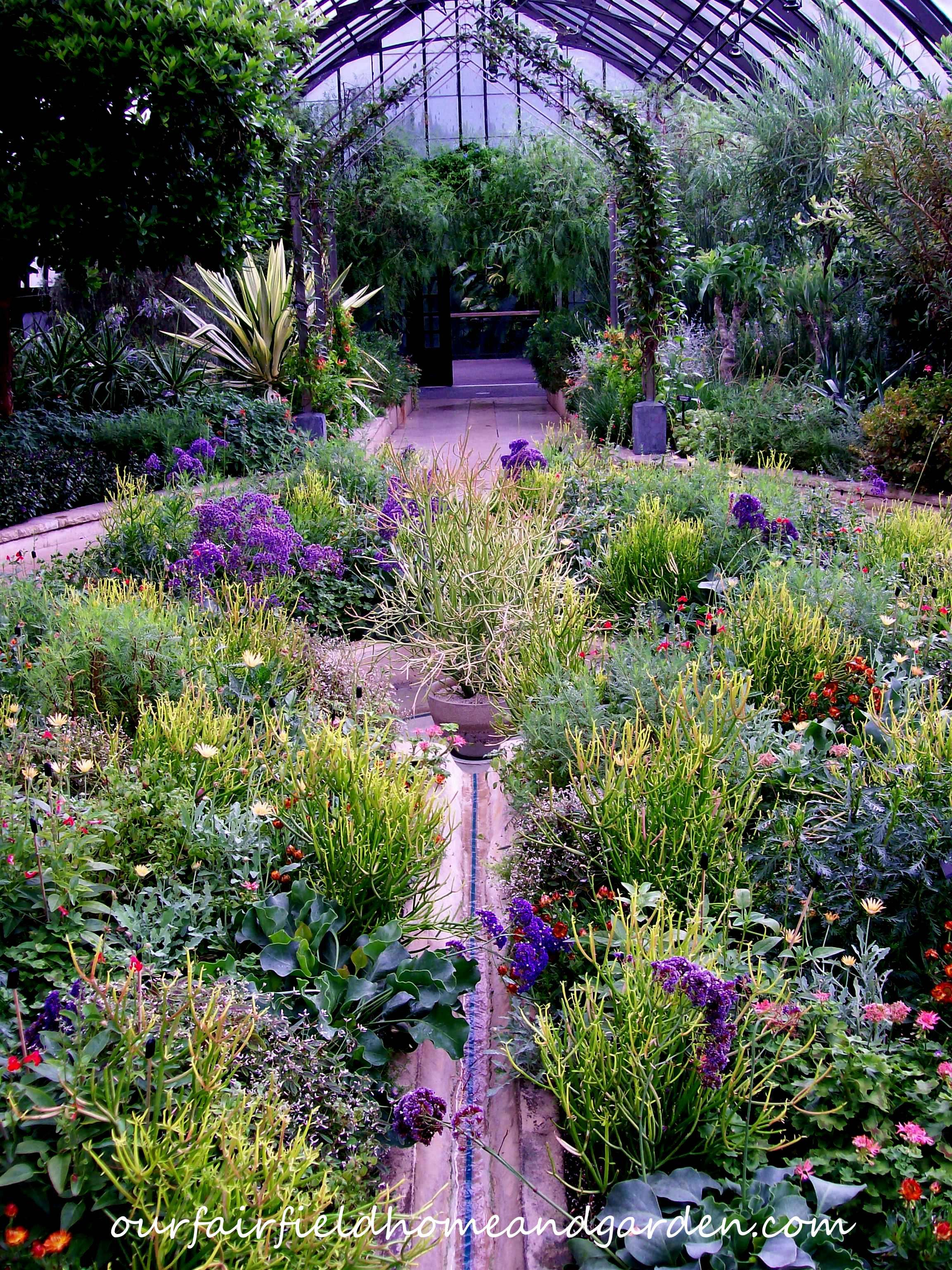 Alison S Gardens Mediterranean Garden: Longwood Gardens Tour ~ Mediterranean Garden