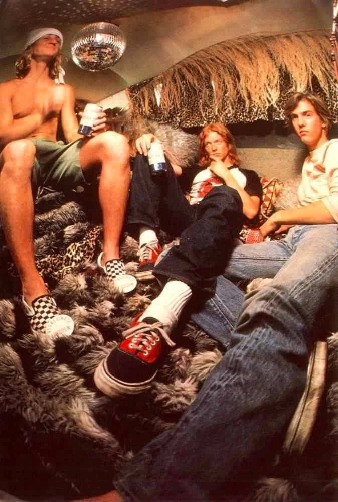 d1938f568d5 Sean Penn Anthony Edwards Eric Stolz Fast Times At Ridgemont High (1982)
