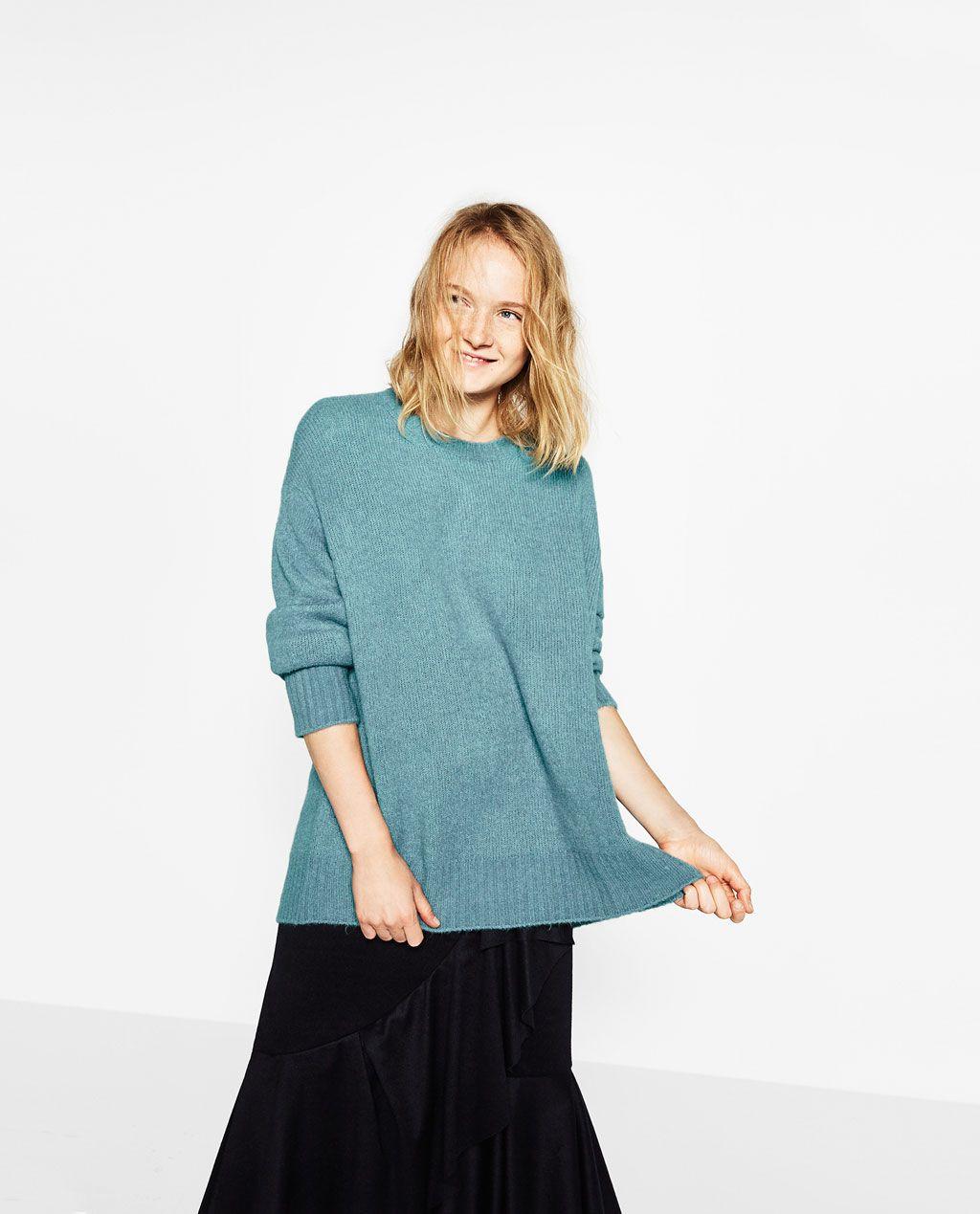 Bild 2 von OVERSIZE-PULLOVER von Zara | Shopping List ... - photo#29