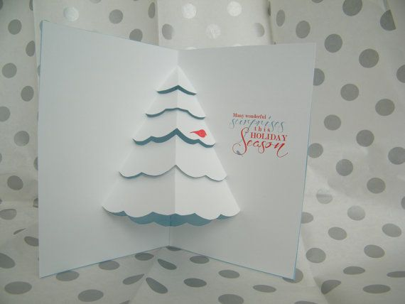 40 Unique Christmas Card Designs With Images Pop Up Christmas