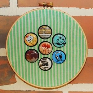 button/badge/pin display [for the hundreds of pins i have collected