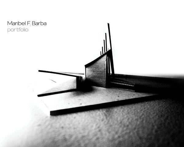 Portfolio by Maribel Franchesca Barba, via Behance