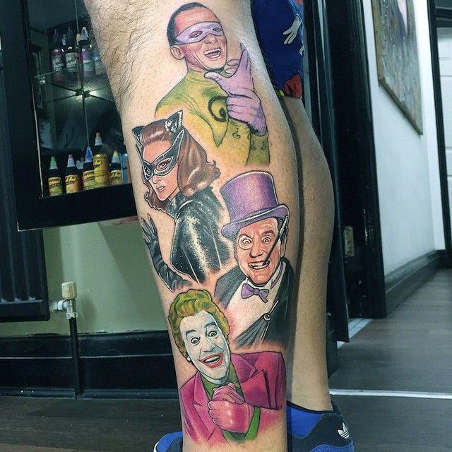 David Corden Tattoo