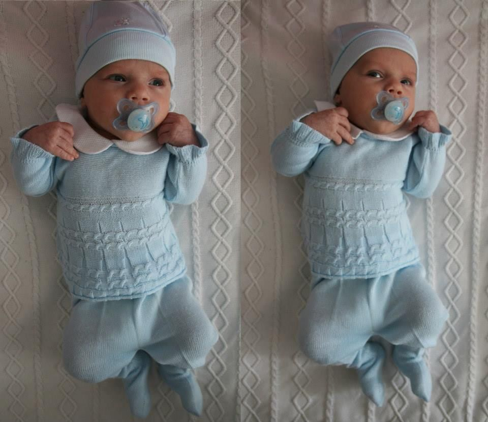 Spanish Baby Boys Ad Girls Knit Wear Baby Pinterest