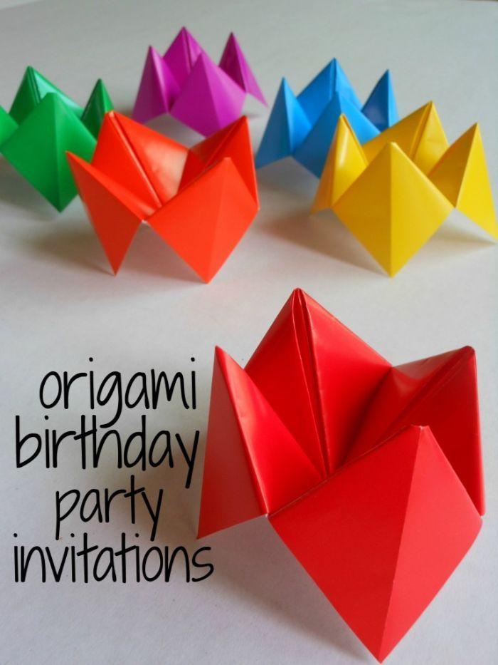 1001 Ideen Fur Einladungskarten Zum Geburtstag Selber Machen