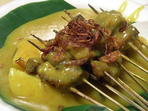 Resep Bumbu Sate Padang Asli Pariaman Resep Masakan Masakan Resep