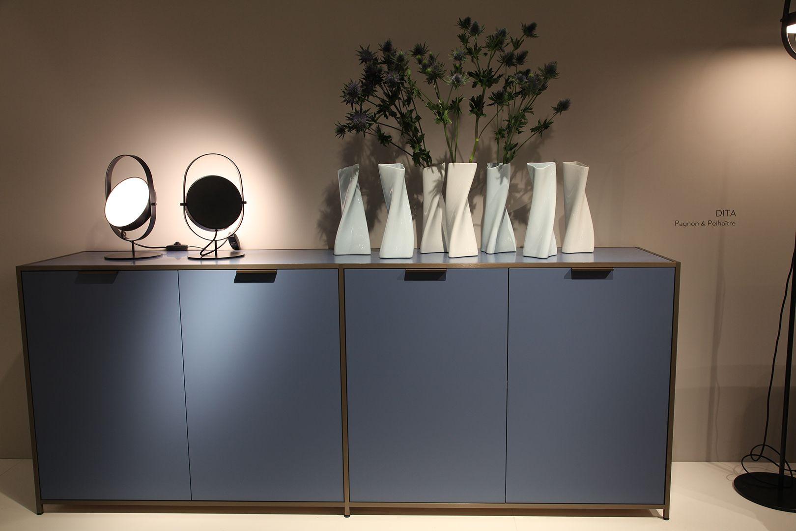 Wo Vase By Vincent Tordjman Ligne Roset Imm Cologne 2017  # Bahut Ligne Roset