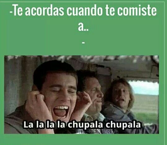 Pin De Marcela Jujuy En Memes Y Frases Chupala Sarcasmo Decir No