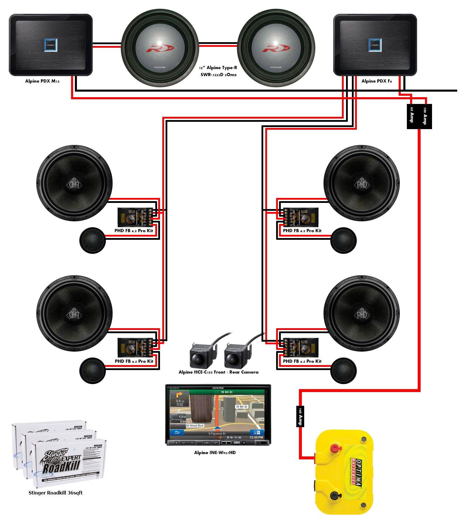 37kozkl Jpg 1600 1800 Car Audio Systems Diy Car Audio Diy Car Audio