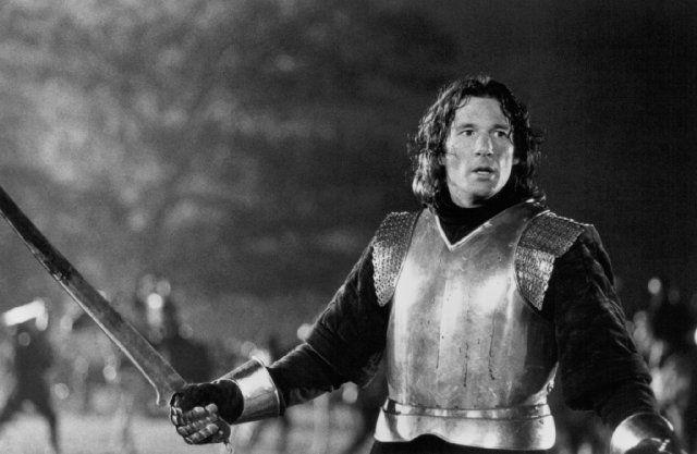 lancelot first knight