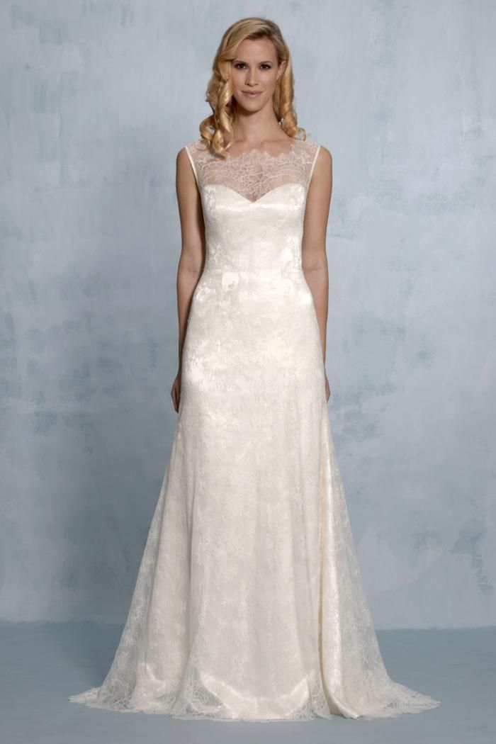 Augusta Jones Bridal dress | Carmen-front.. really like this one too ...