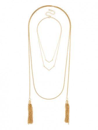 Loving this versatile minimalist pendant set!