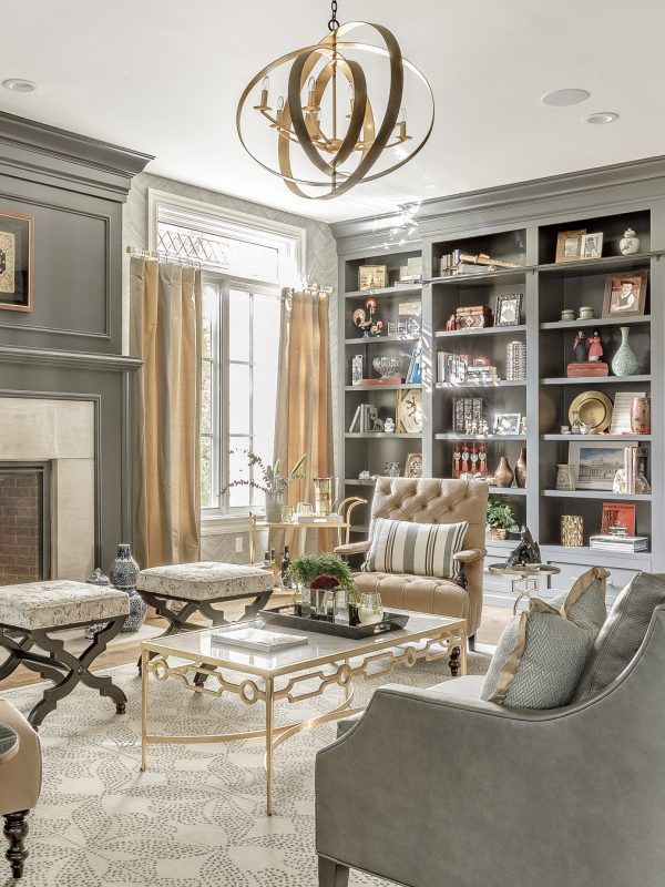 Luxury Home Library Design: Luxury Home Decor, Home Decor, House Interior
