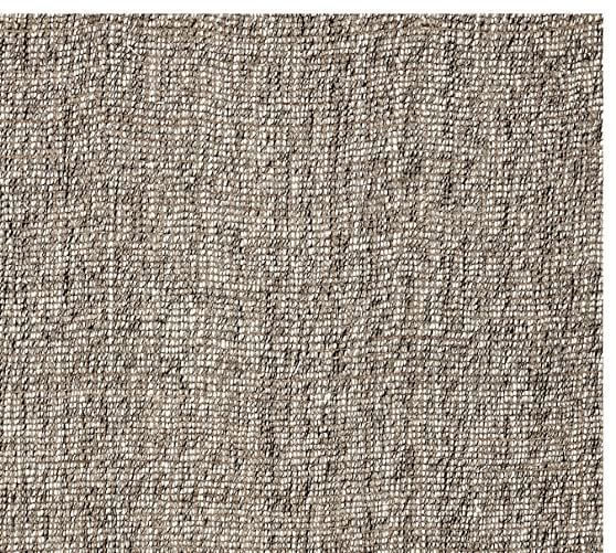 Gray Foyer Rug : Foyer too dull with bright colors chunky wool jute rug