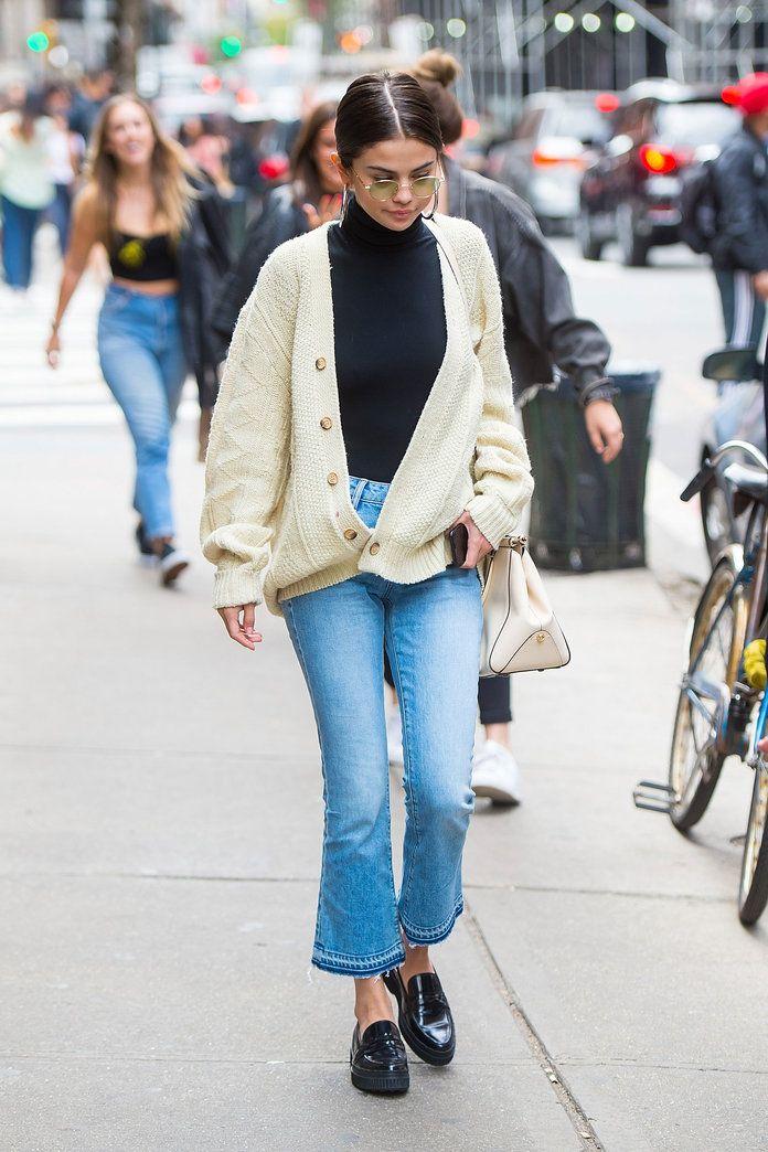9 Times Selena Gomez Dressed Exactly Like '90s Courteney Cox #90sstyle
