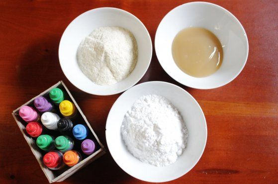 Plastilina Bambini ~ Plastilina comestible para niños y bebés fimo ragazzi e porcellana
