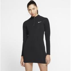 Photo of Nike Sportswear Langarmkleid für Damen – Schwarz Nike