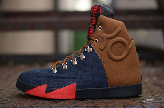 Nike KD 6 NSW Lifestyle Birthday Limited QS