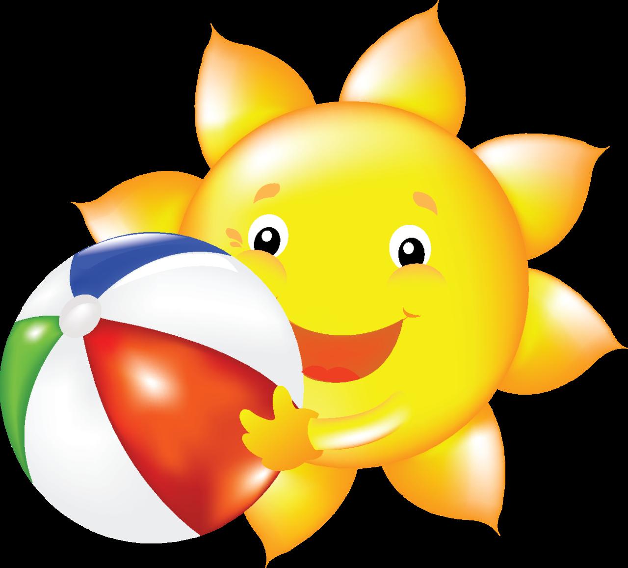 hight resolution of summer sun clip art