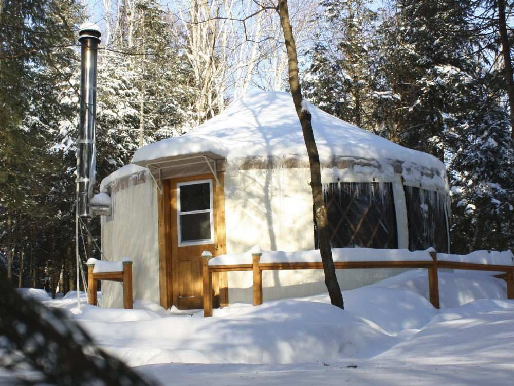 Checking In: Quebec yurts steppe up to sports — three ways ...