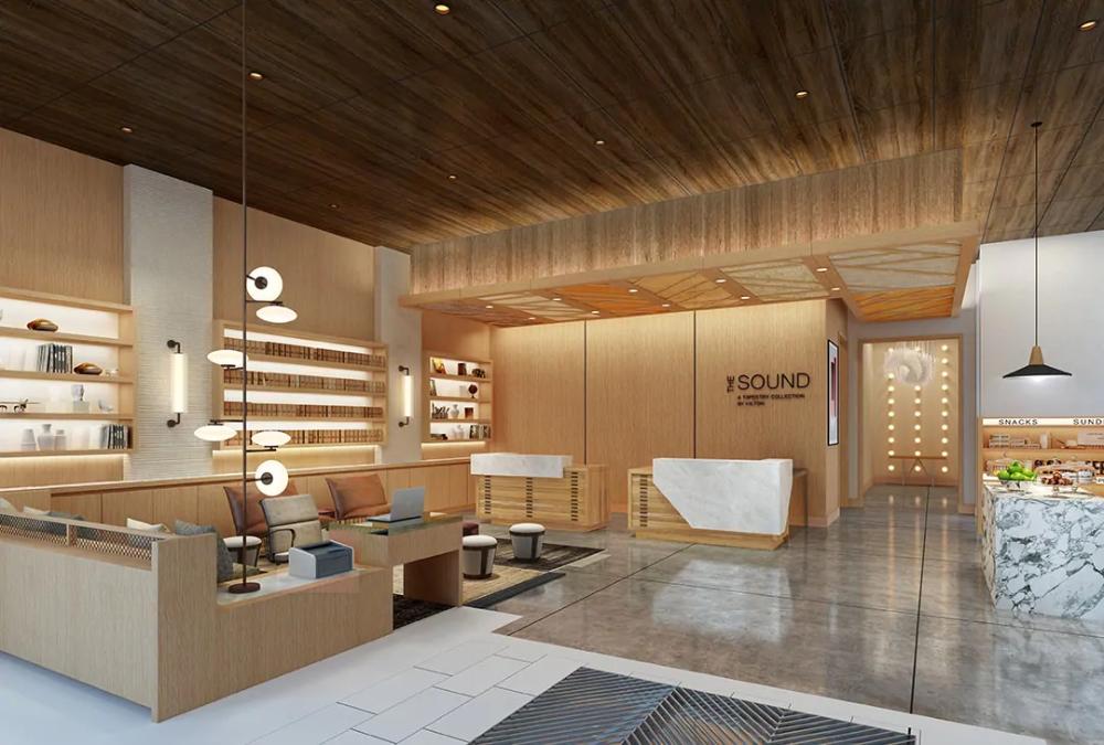 sound hotel seattle Google Search in 2020 Luxury