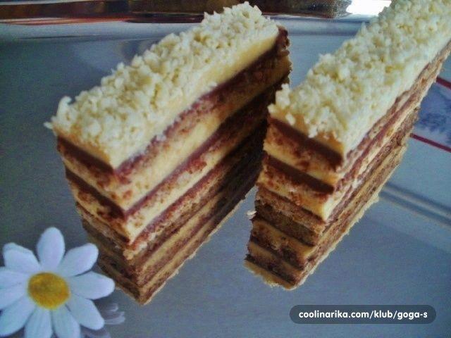 Bildresultat för komadic keks torte