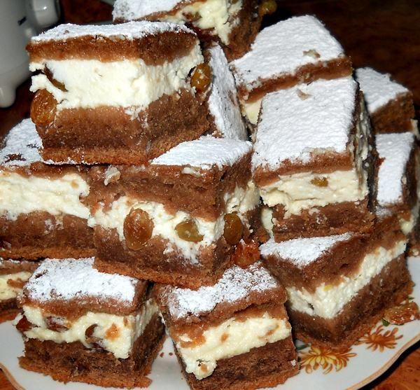 Reteta culinara Desert prajitura cu branza de vaci si cacao din categoria Prajituri. Cum sa faci Desert prajitura cu branza de vaci si cacao