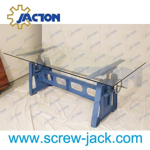 Hand Crank Table Lift Mechanism Handle Wheel