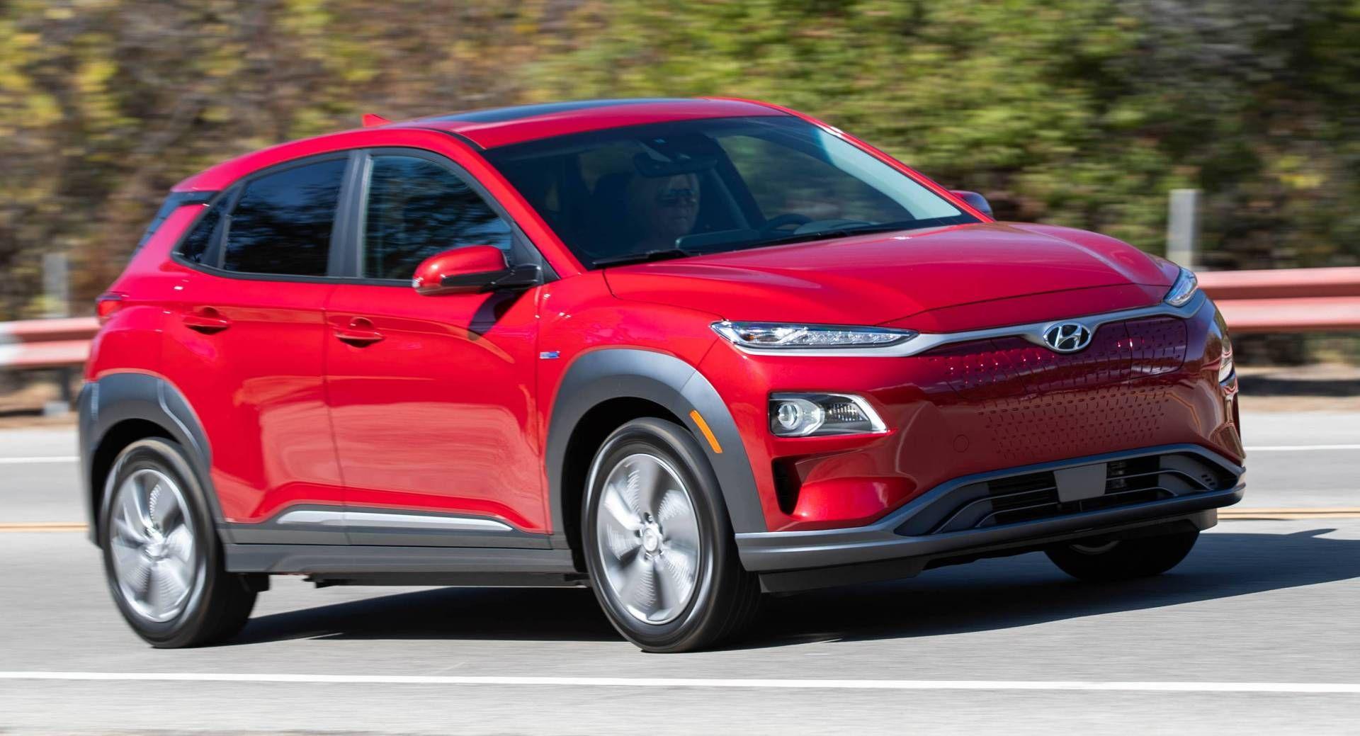 2020 Hyundai Kona Electric Gains 10 25 Inch Touchscreen Battery Warmer System Hyundai Electric Car Hyundai First Drive