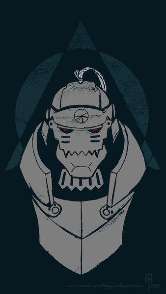 Fullmetal Alchemist Alphonse Elric