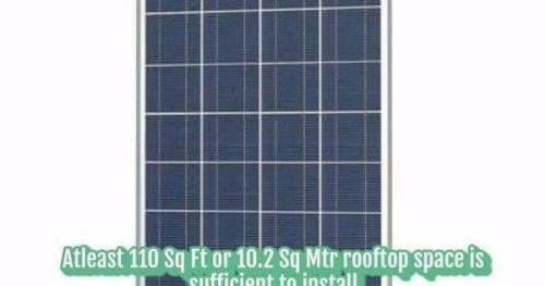 Just Pinned To Photos From Dayrise Solar Enerdy Pvt Ltd Atleast Solar Solar Power Plant Roof Solar Panel