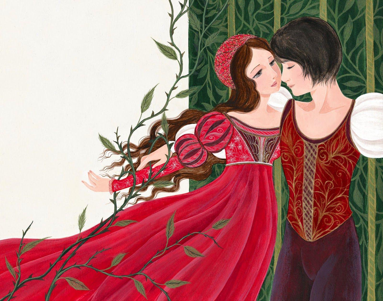 была ромео и джульетта с картинками обустроена современном