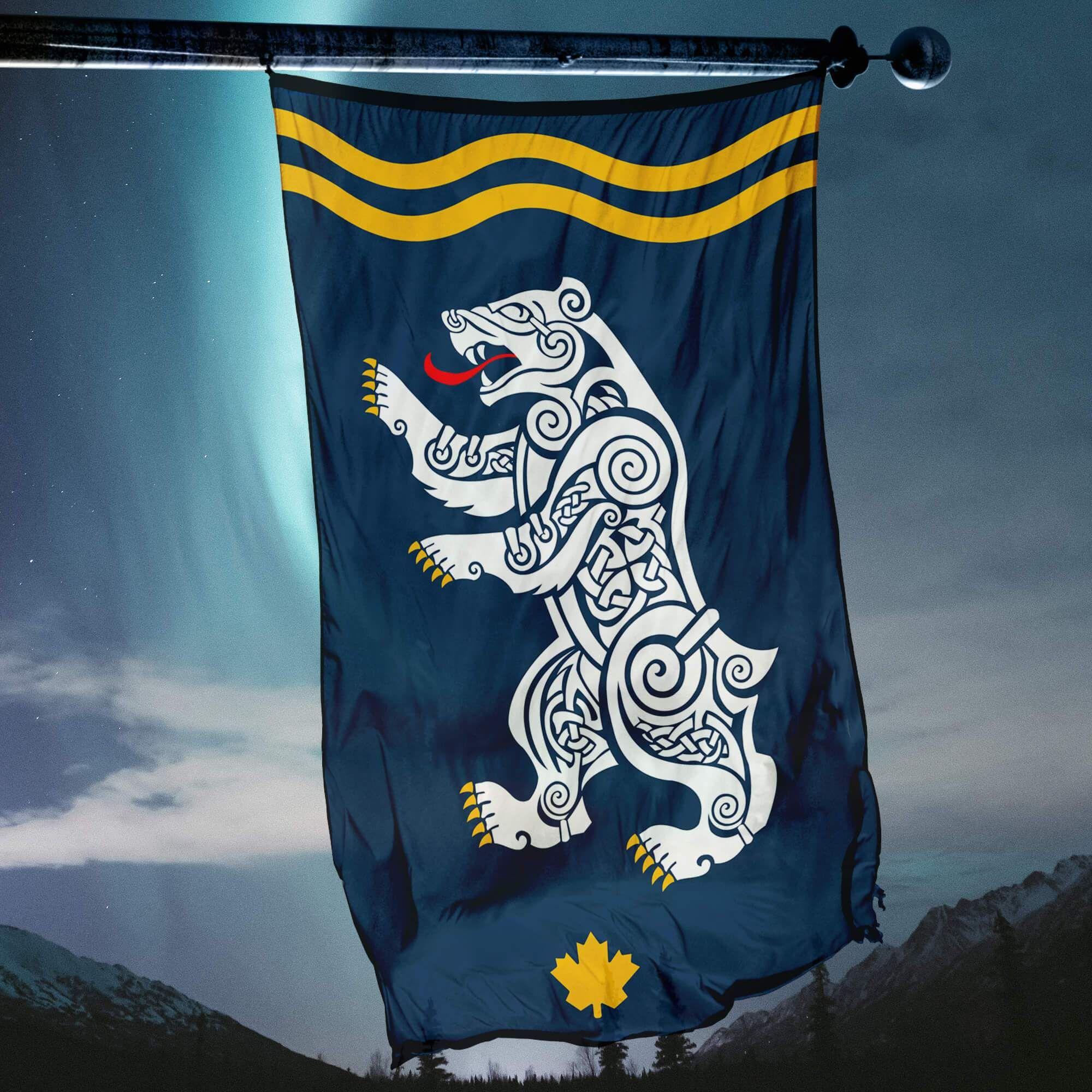 знамя викингов картинки честном слове ездит